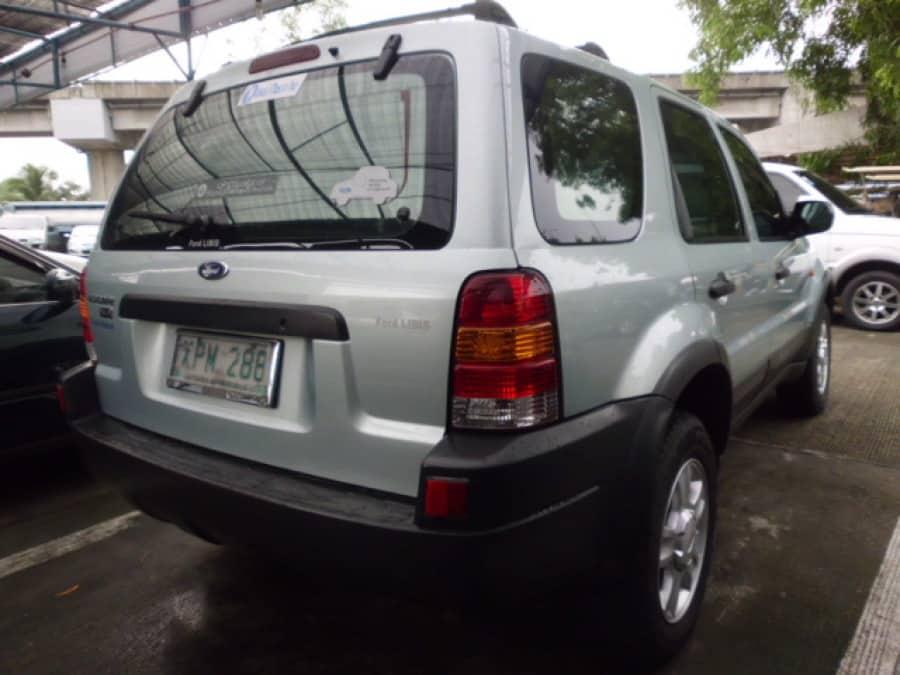 2004 Ford Escape - Rear View