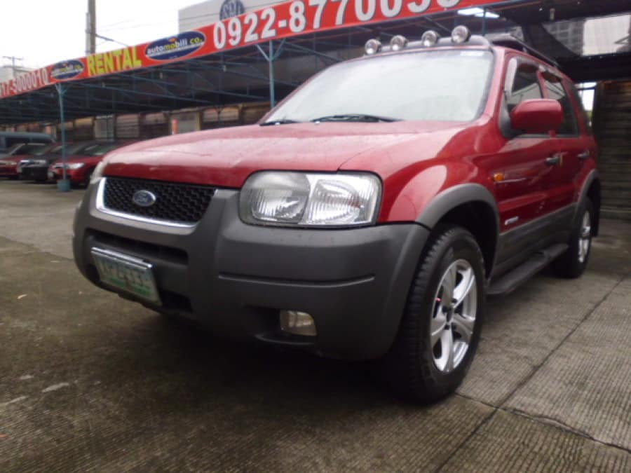 2006 Ford Escape - Front View
