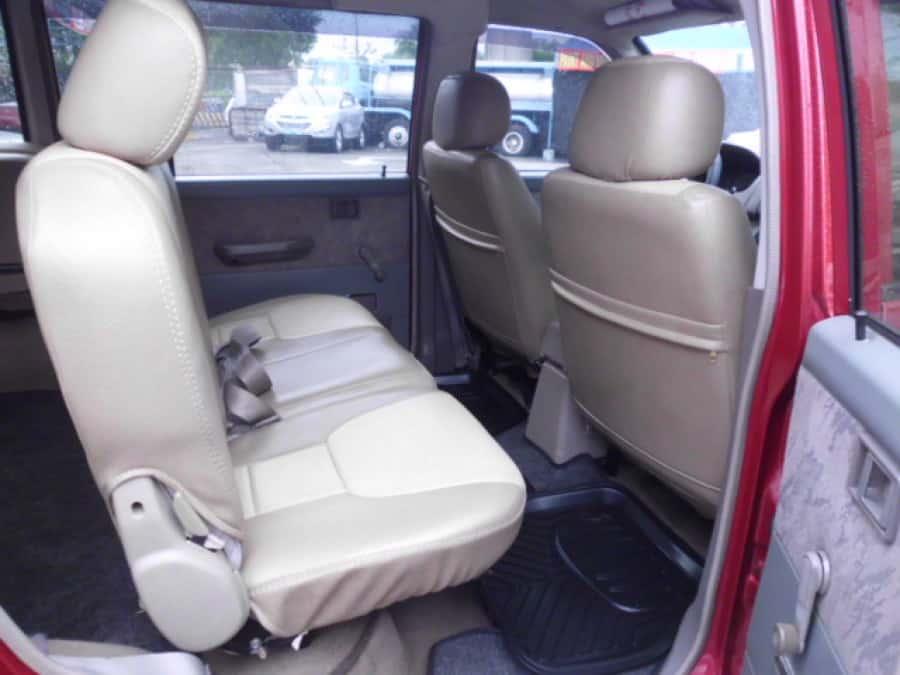 2004 Mitsubishi Adventure - Interior Rear View