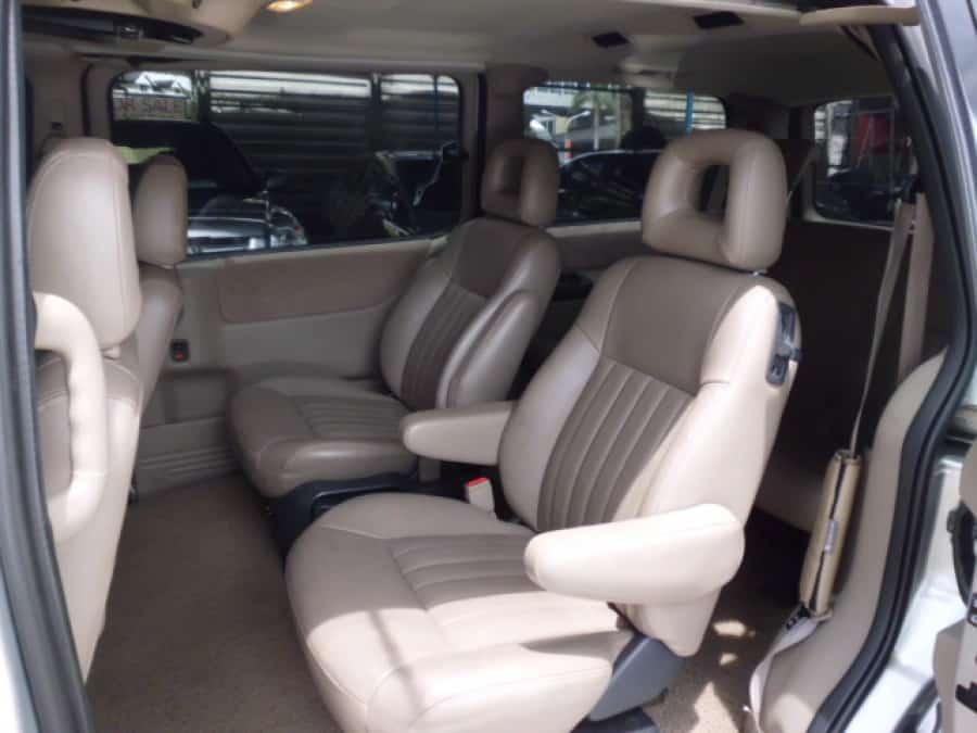 2004 Chevrolet Venture - Interior Rear View