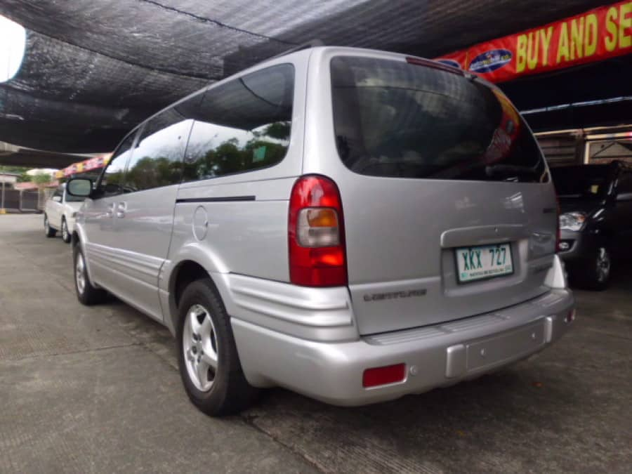2004 Chevrolet Venture - Rear View