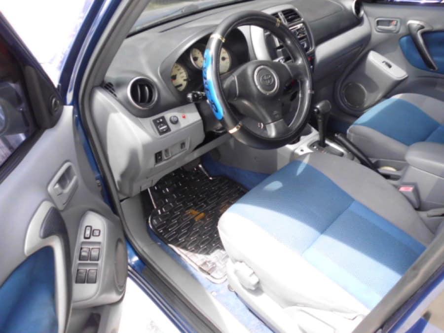 2001 Toyota RAV4 - Interior Front View