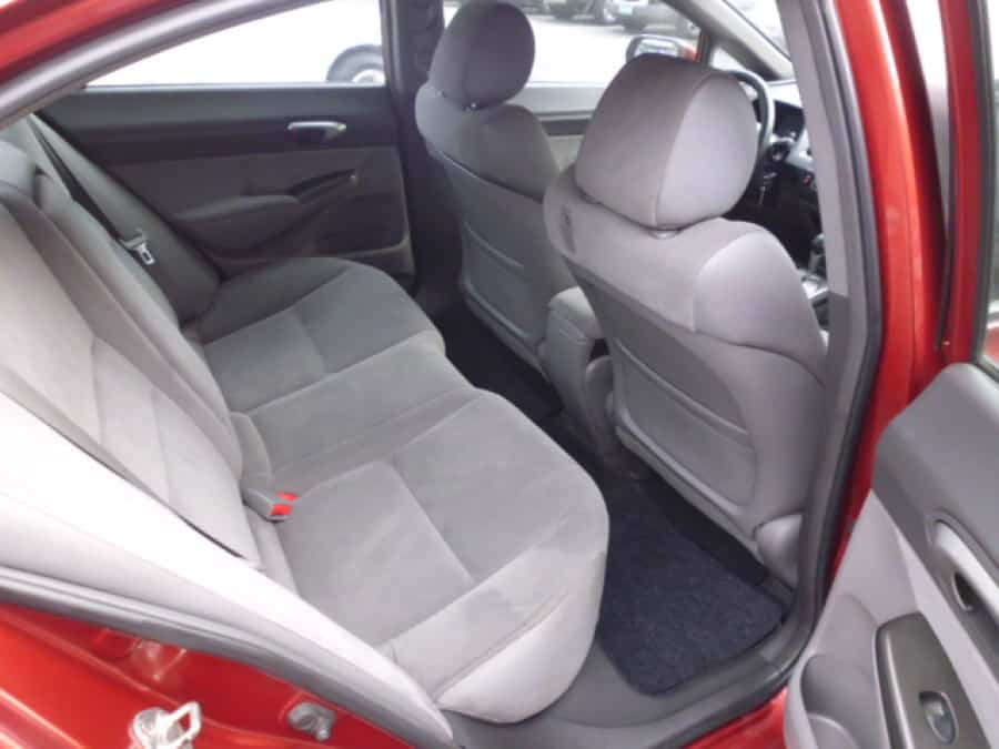 2007 Honda Civic - Interior Rear View