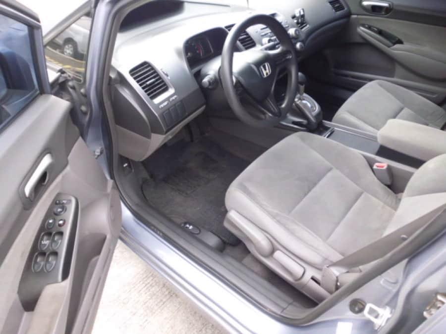 2006 Honda Civic - Interior Front View