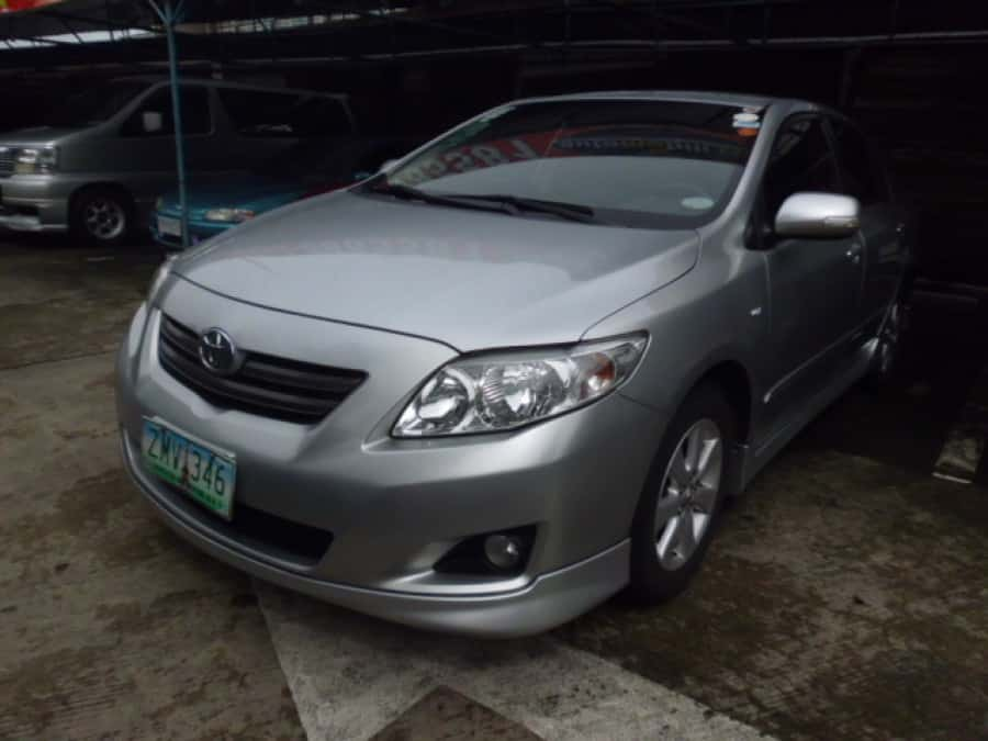 2008 Toyota Corolla Altis G - Front View