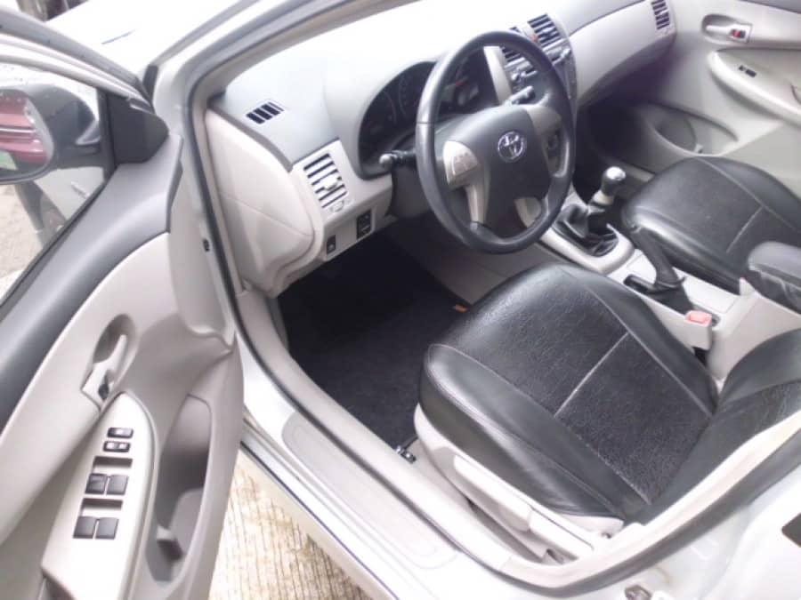 2008 Toyota Corolla Altis G - Interior Front View