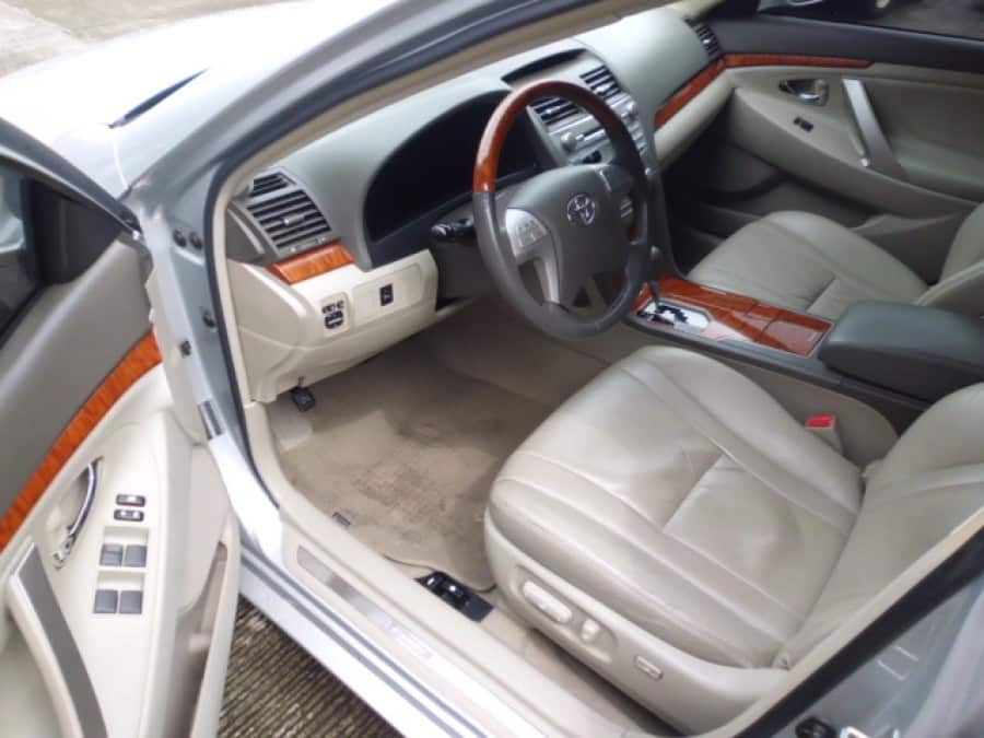 2008 Toyota Camry - Interior Front View