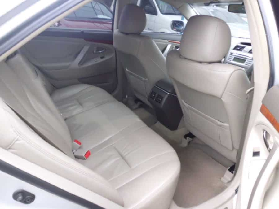 2008 Toyota Camry - Interior Rear View