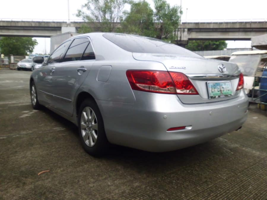 2008 Toyota Camry - Rear View