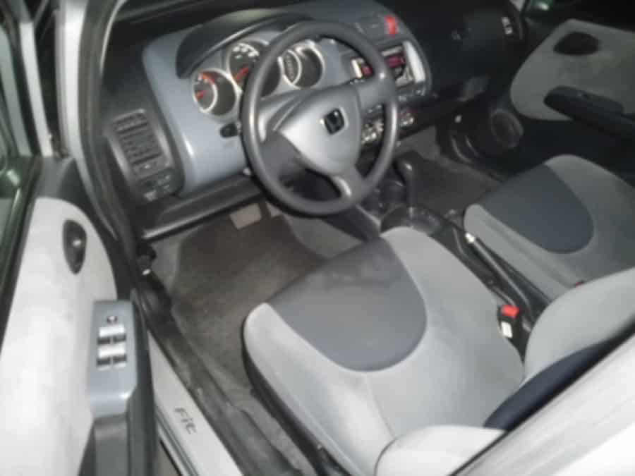 2002 Honda Fit - Interior Front View