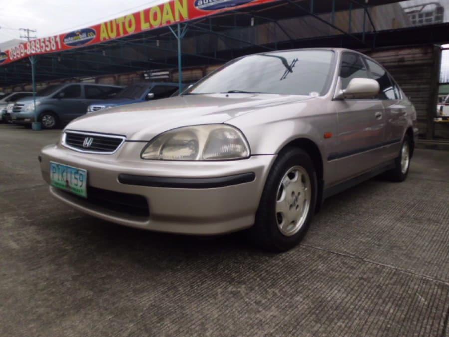 1998 Honda Civic - Front View