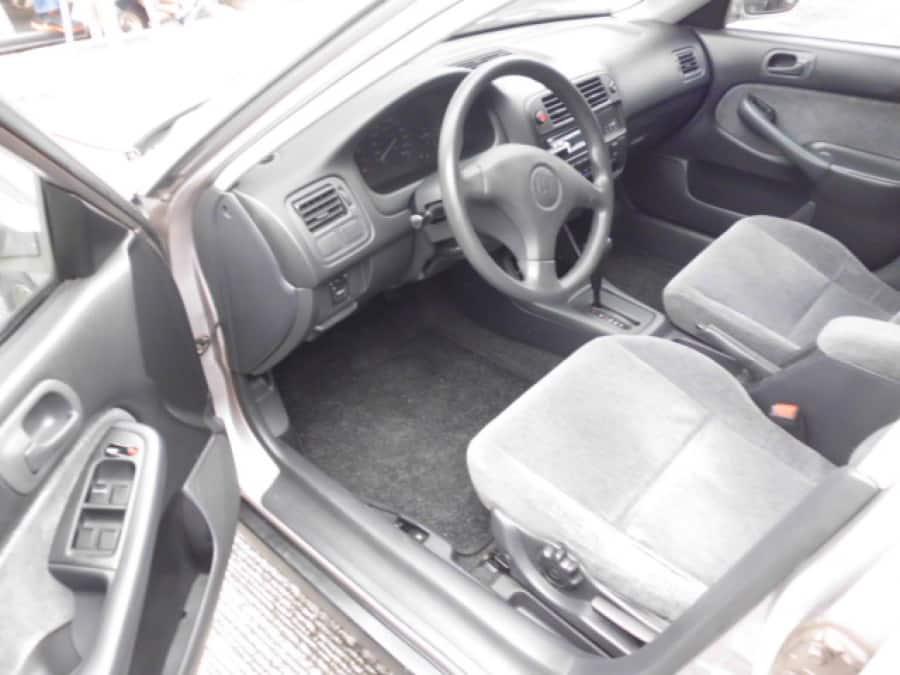 1998 Honda Civic - Interior Front View