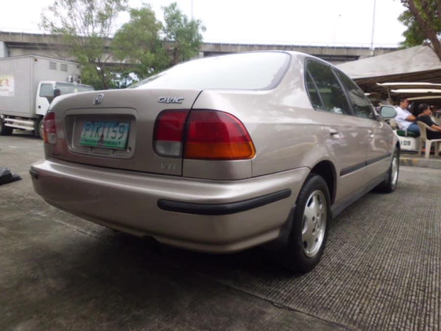 1998 Honda Civic - Rear View