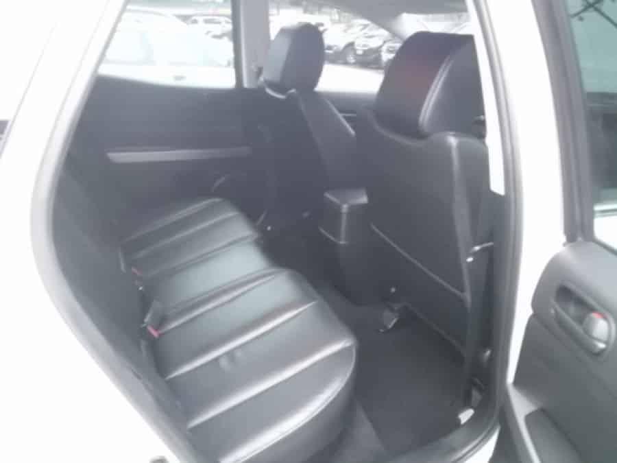2011 Mazda CX-7 - Interior Rear View