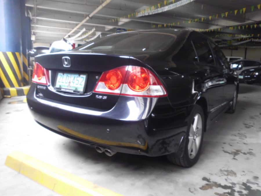 2007 Honda Civic - Rear View