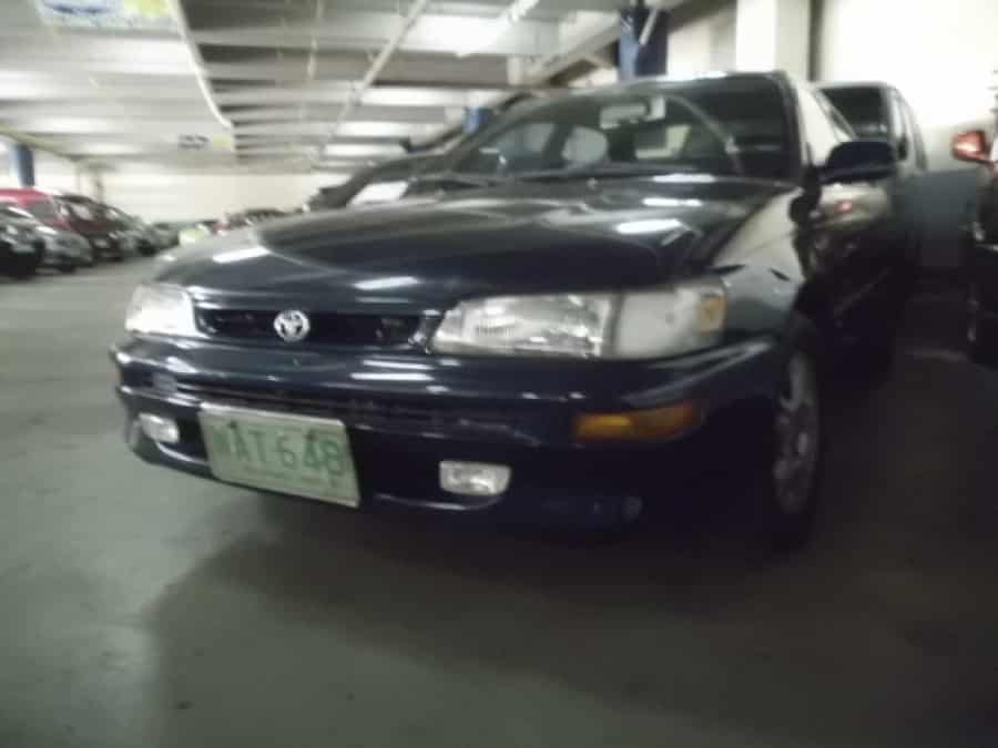 1997 Toyota Corolla - Front View