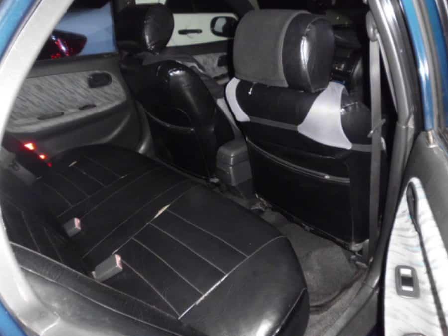 1997 Toyota Corolla - Interior Rear View