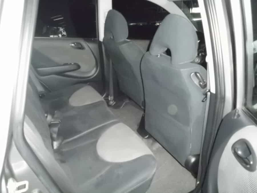 2007 Honda Jazz - Interior Rear View
