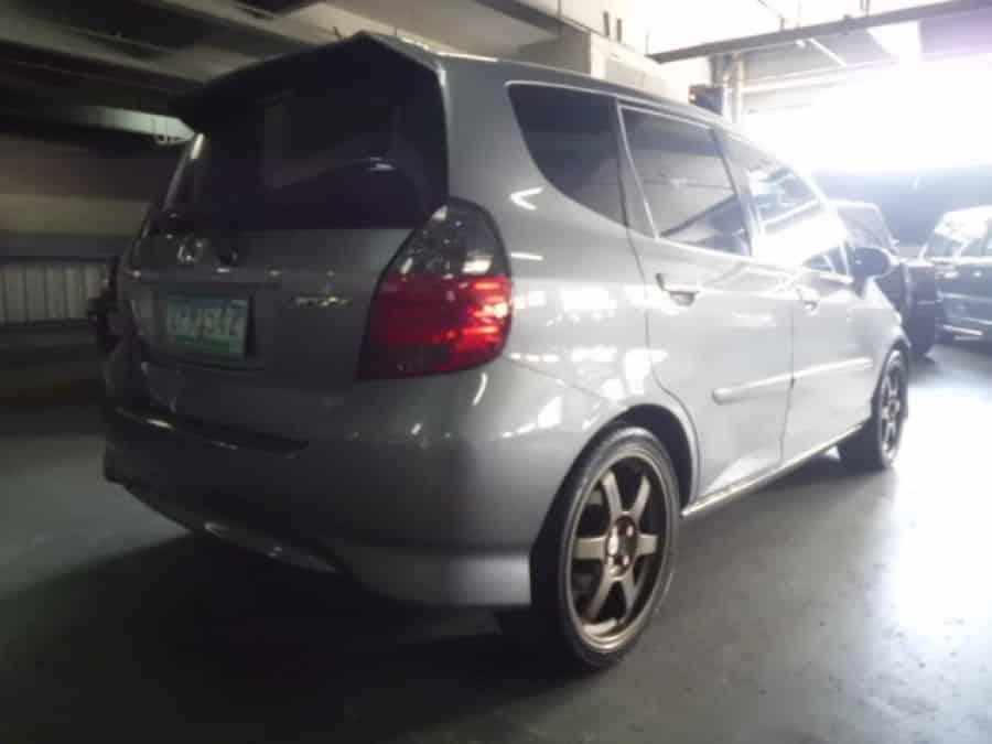 2007 Honda Jazz - Rear View
