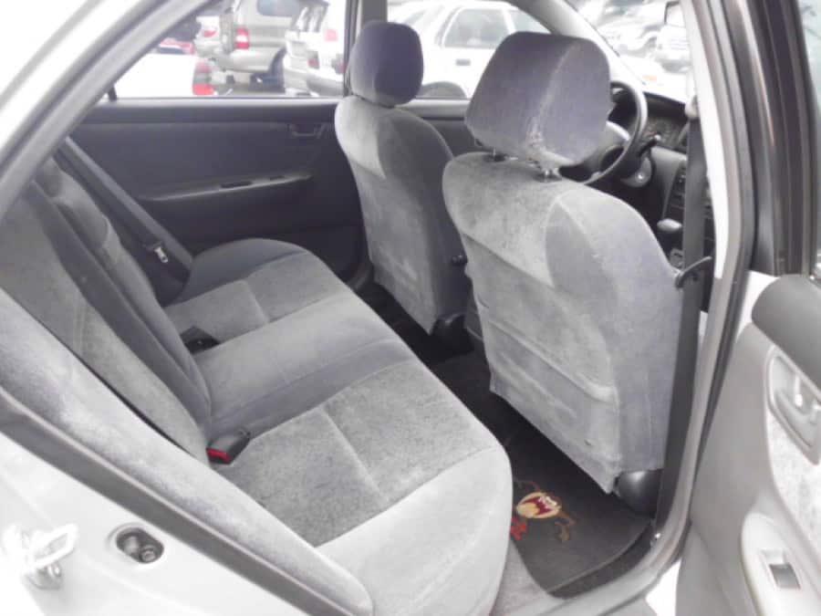 2006 Toyota Altis - Interior Rear View