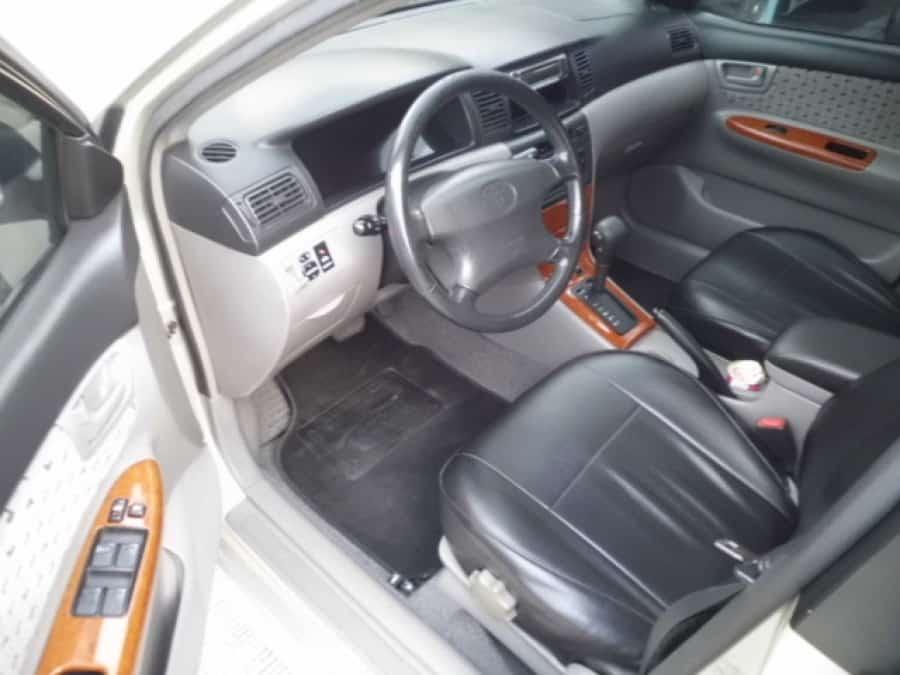2003 Toyota Altis - Interior Front View