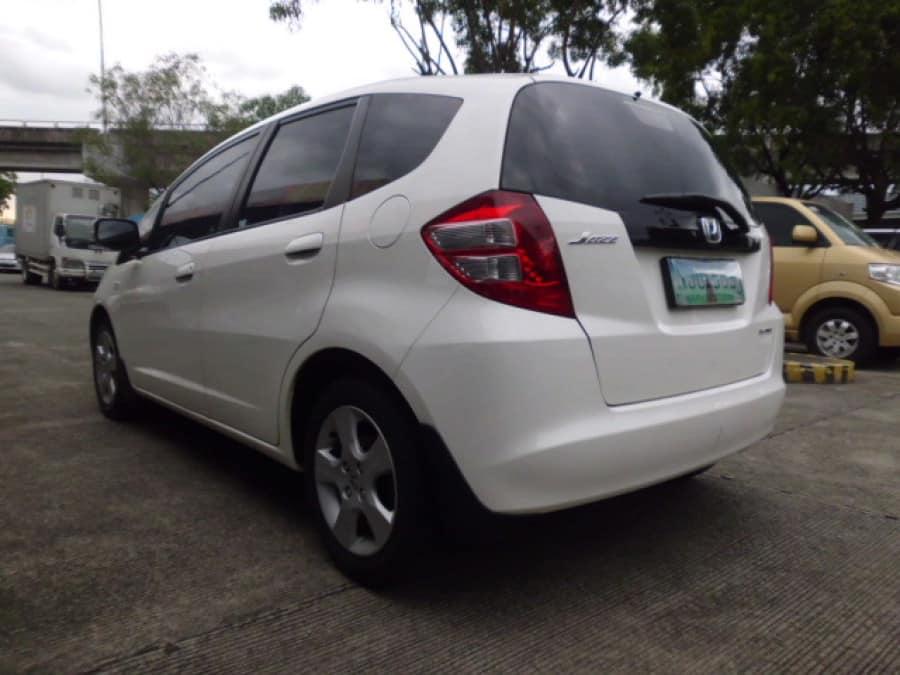 2009 Honda Jazz - Rear View