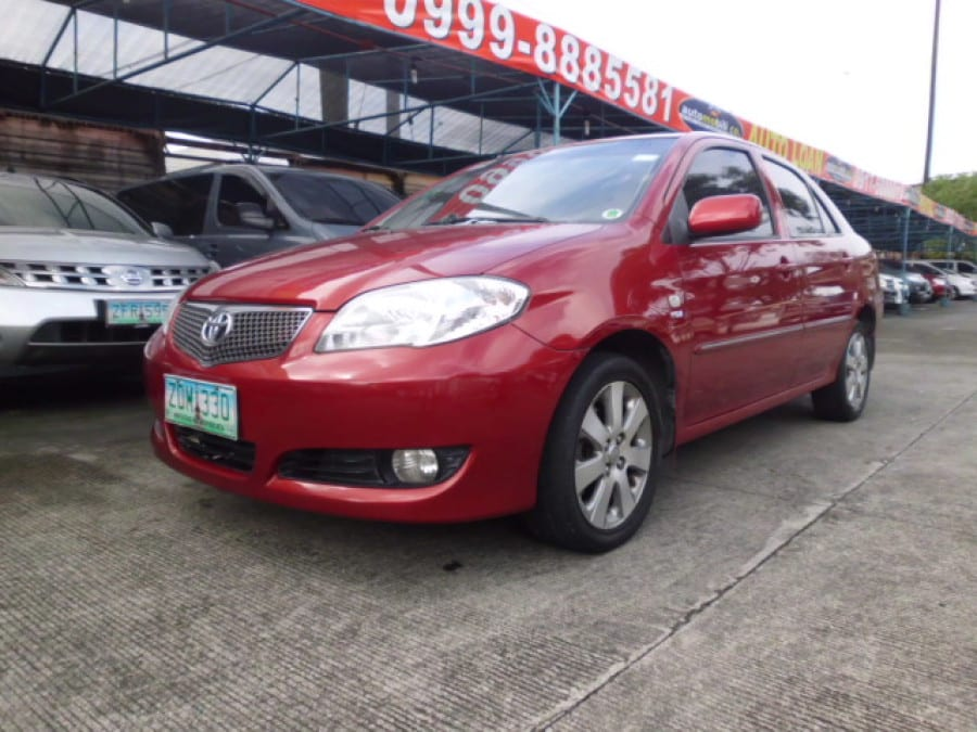 2006 Toyota Vios - Front View