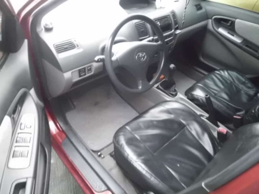 2004 Toyota Vios - Interior Front View