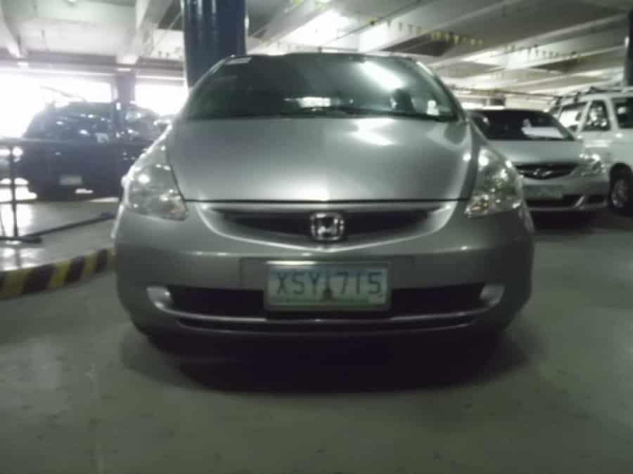 2004 Honda Jazz - Front View