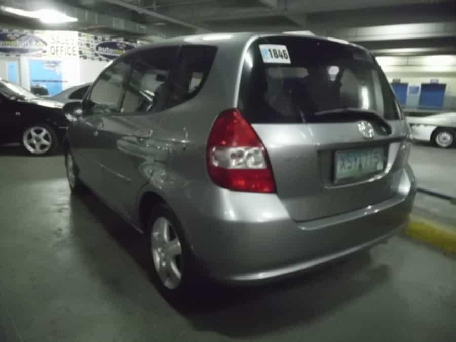 2004 Honda Jazz - Rear View