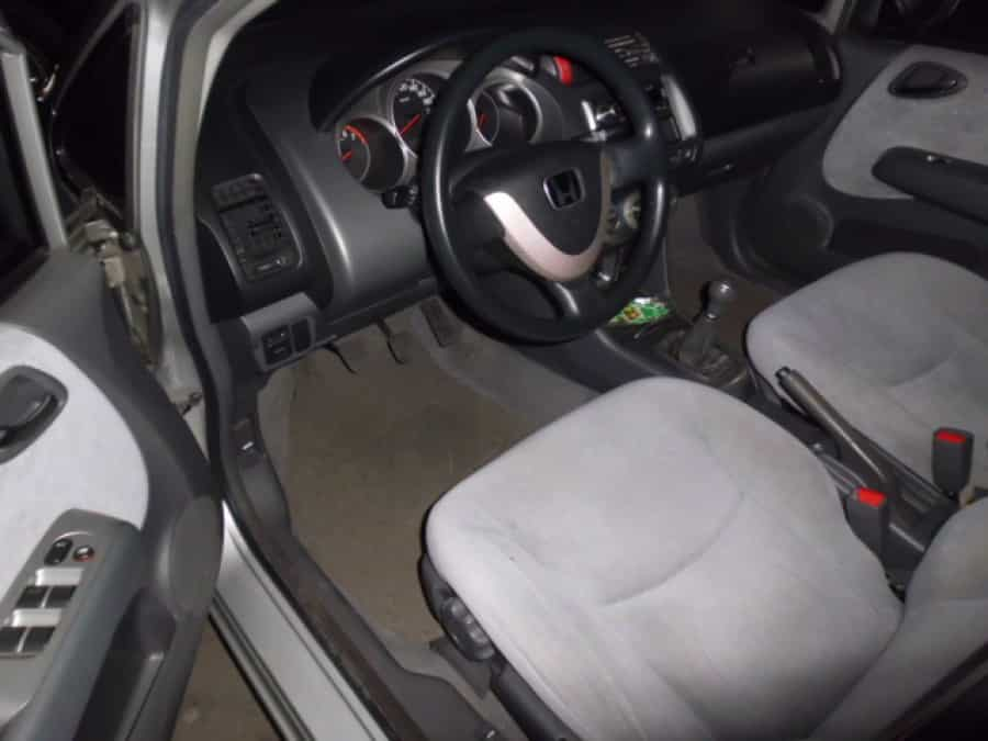 2008 Honda City - Interior Front View