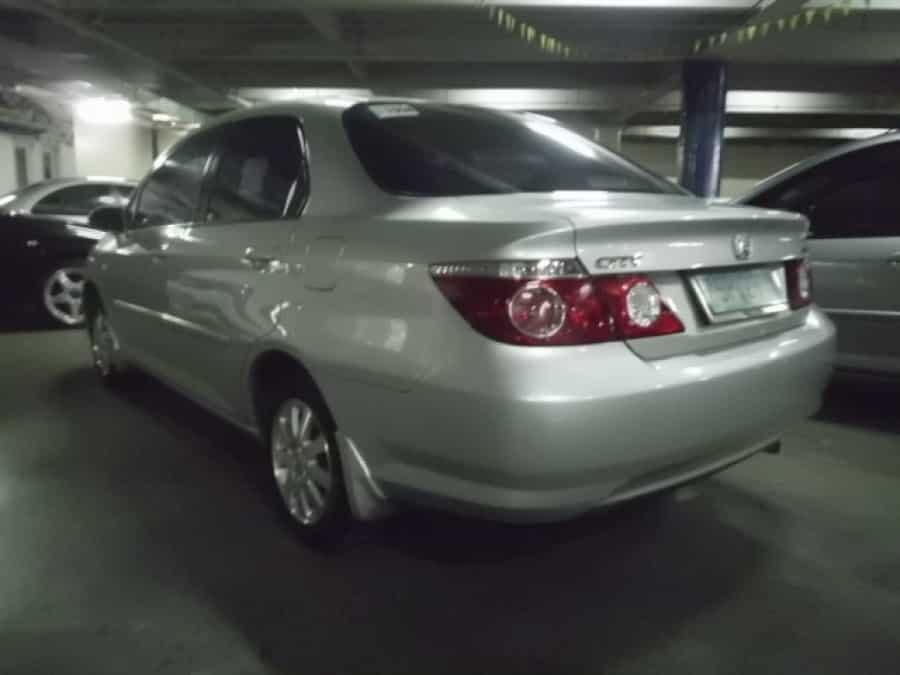 2008 Honda City - Rear View