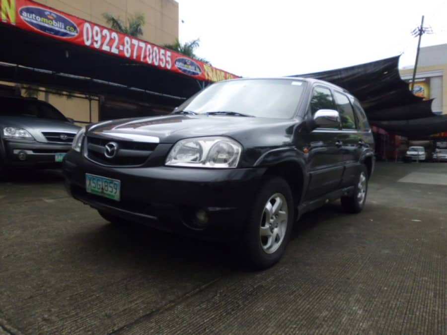 2004 Mazda Tribute - Front View