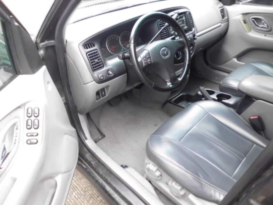 2004 Mazda Tribute - Interior Front View