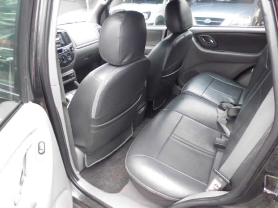 2004 Mazda Tribute - Interior Rear View