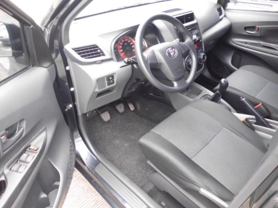 2012 Toyota Avanza - Interior Front View