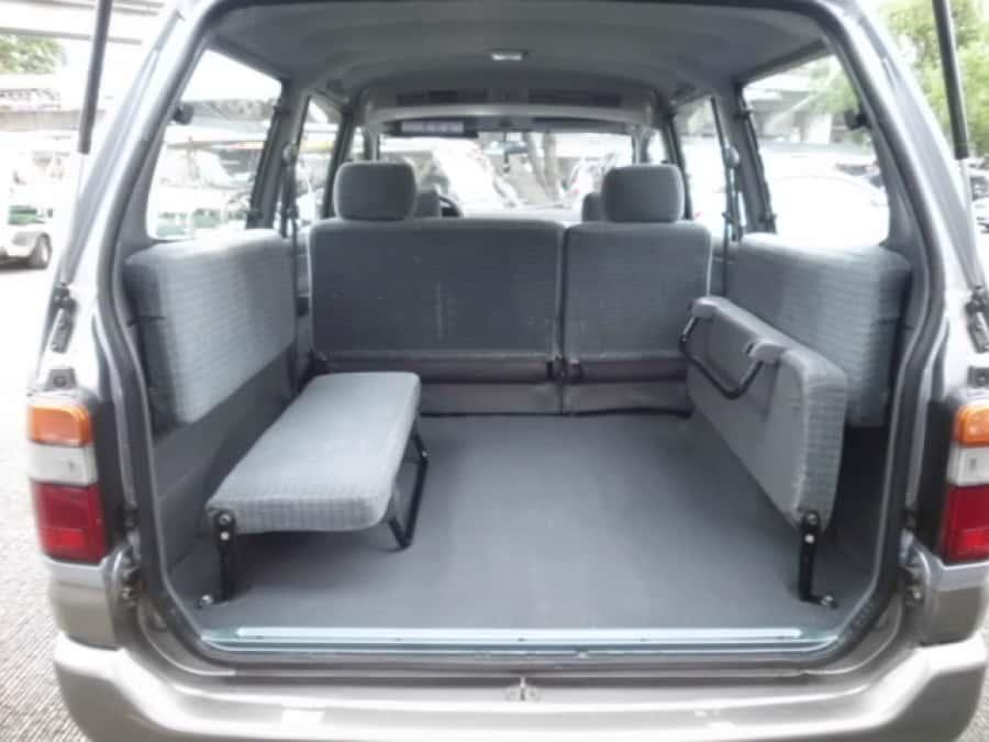 1999 Toyota Revo - Interior Rear View