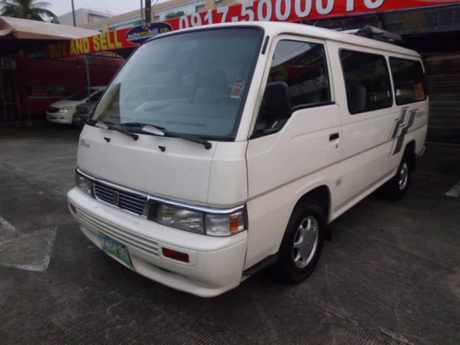 2009 Nissan Urvan - Front View