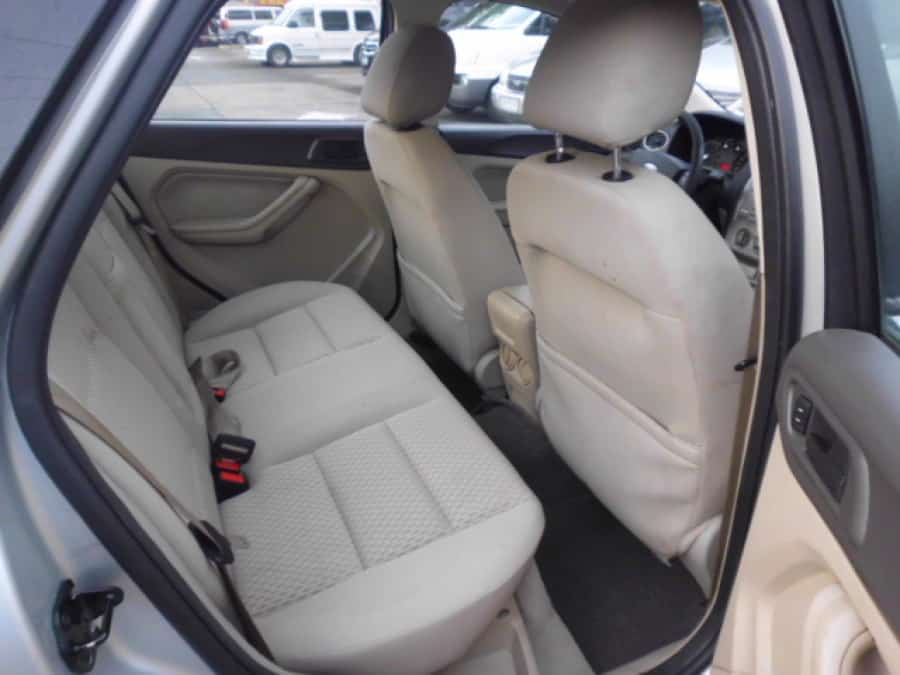 2008 Ford Focus - Interior Rear View