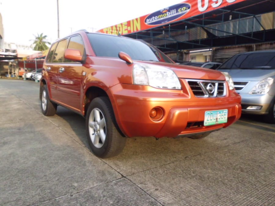 2006 Nissan X-Trail - Front View