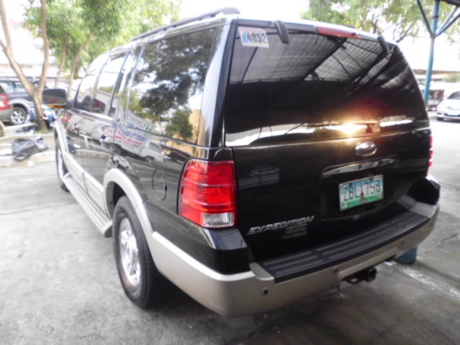 2005 Ford Expedition - Rear View