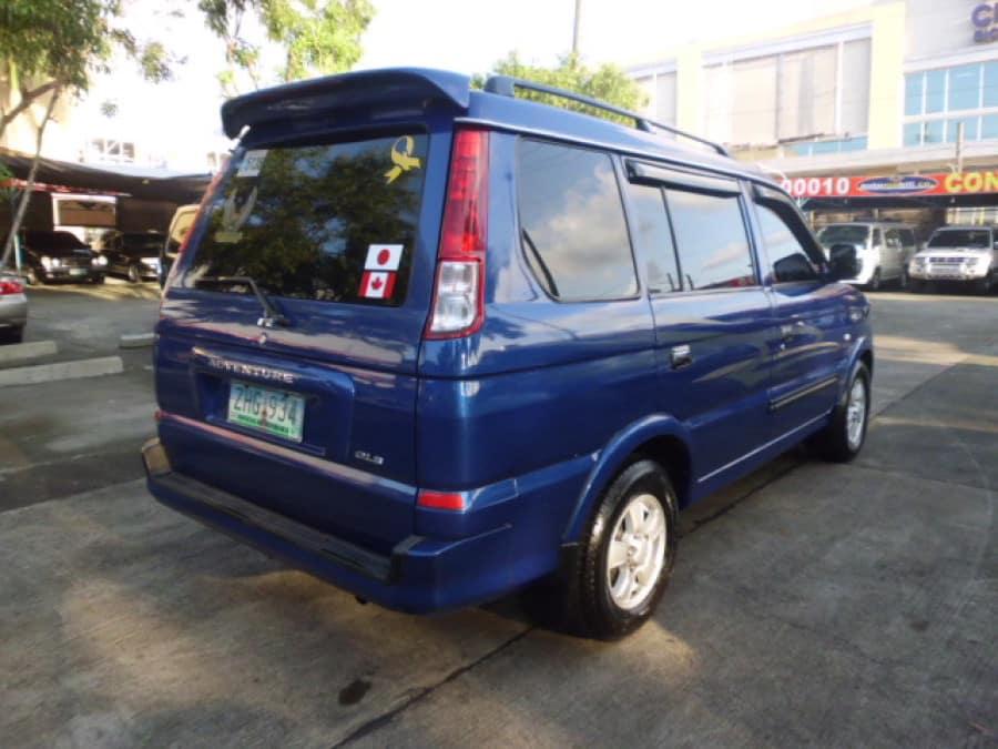 2007 Mitsubishi Adventure - Rear View