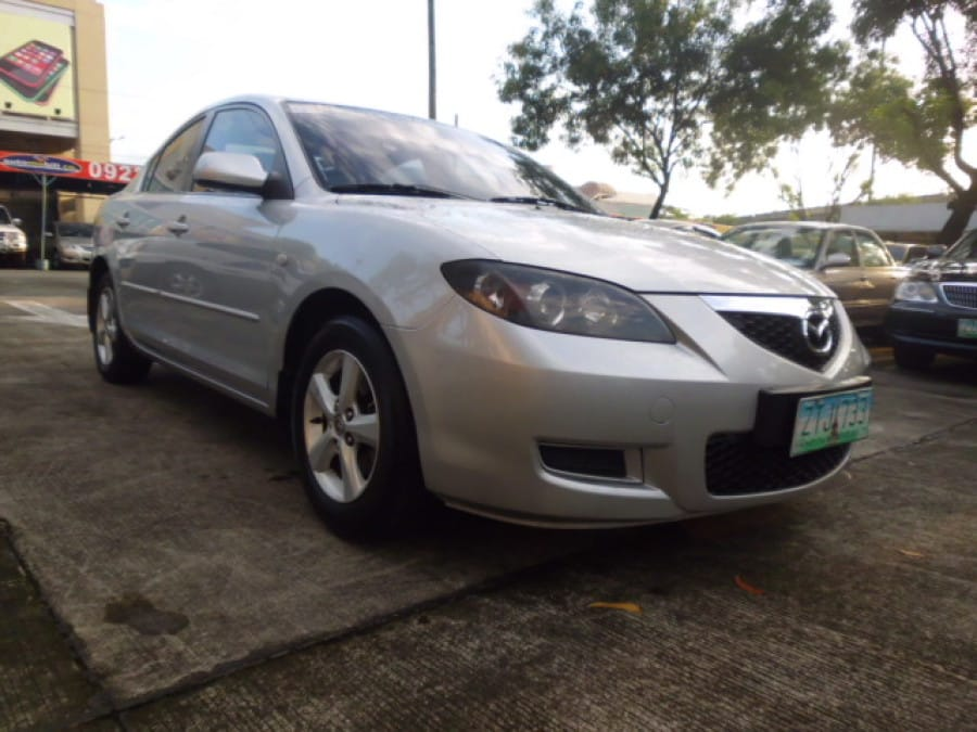 2008 Mazda 3 - Front View