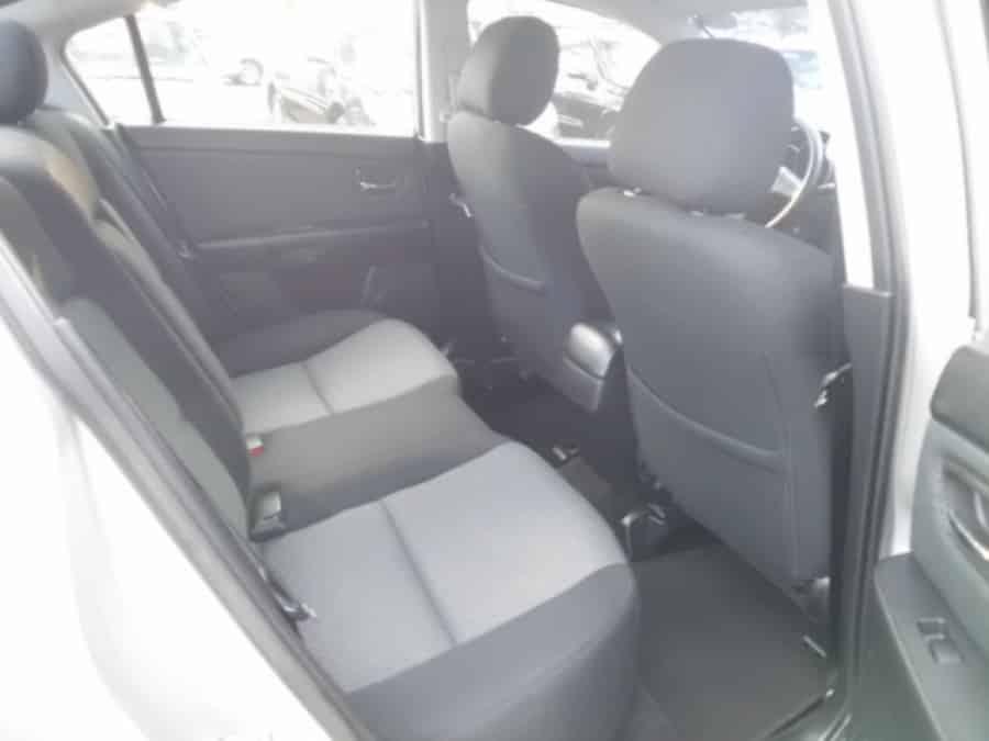 2008 Mazda 3 - Interior Rear View