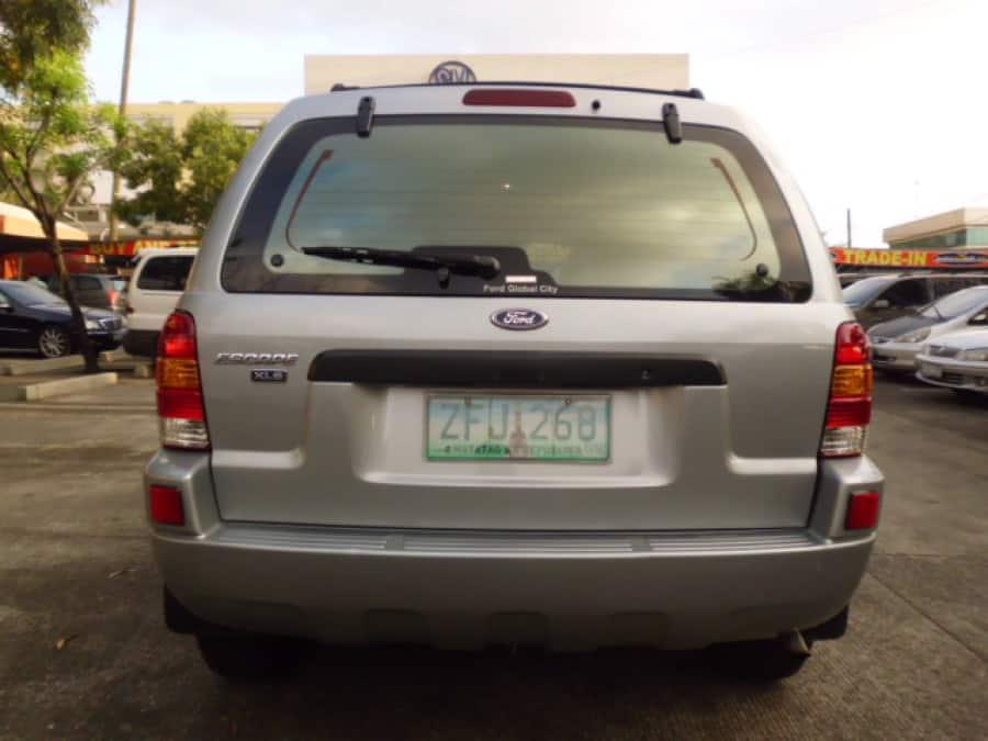 2006 Ford Escape - Rear View