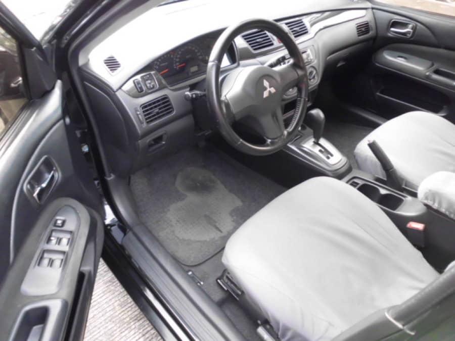 2009 Mitsubishi Lancer - Interior Front View