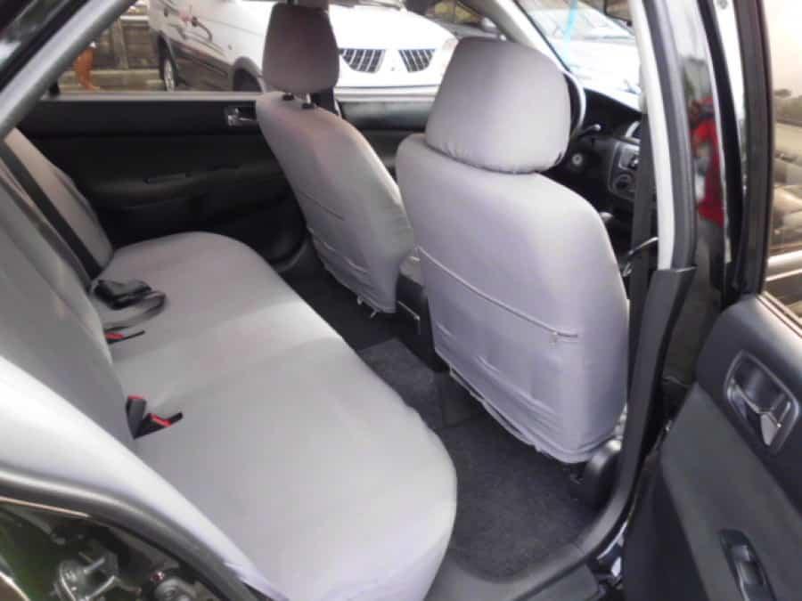 2009 Mitsubishi Lancer - Interior Rear View