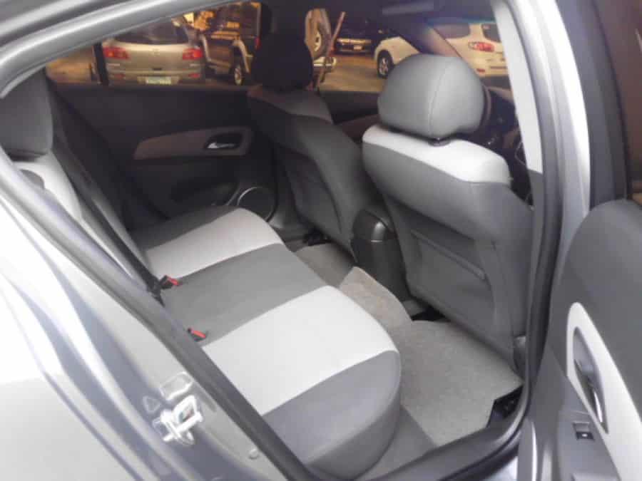 2010 Chevrolet Cavalier - Interior Rear View