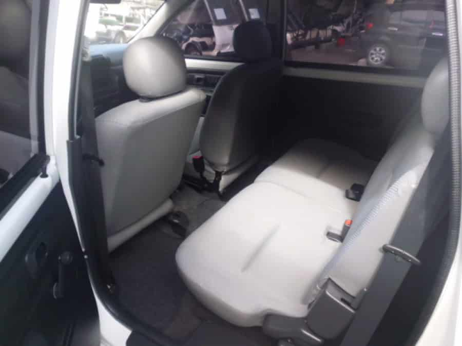 2007 Toyota Avanza - Interior Rear View