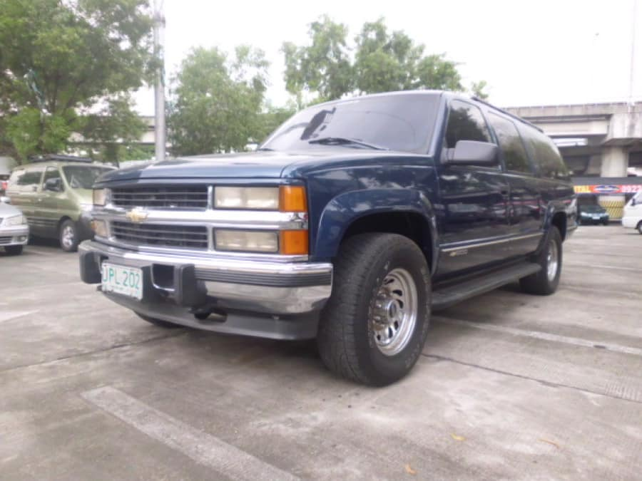 1996 Chevrolet Suburban - Front View